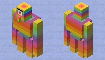 Cycloptic Techno Troll Minecraft Mob Skin