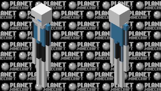 slendersans Minecraft Skin