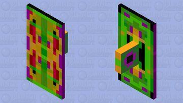 Hyper Shield Minecraft Mob Skin