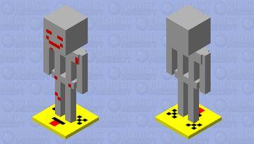 roblox assassin Minecraft Mob Skin