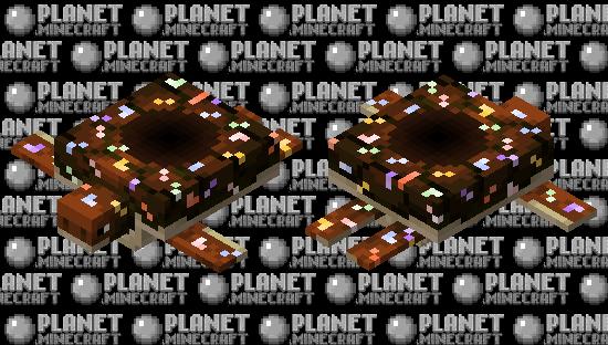 ♥ Donut | Turtle mob skin contest ♥ Minecraft Skin