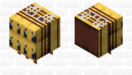 MULTIBEE 3: To be discontinued Minecraft Skin
