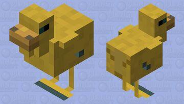 Chickenasaurus rex Minecraft Mob Skin