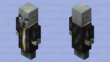 Reshaded evoker Minecraft Mob Skin