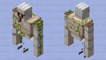 legless? Minecraft Mob Skin