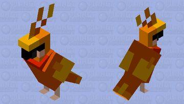 Phoenix (I tried ;w;) Minecraft Mob Skin