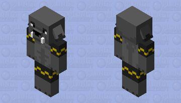 BullDog Tribu Minecraft Mob Skin