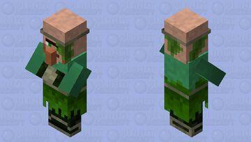 Optifine Villagers iceberg retexture Minecraft Mob Skin