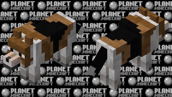 Beagle Minecraft Skin