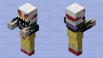 Halloween Zombie Vindicator (Updated) Minecraft Mob Skin
