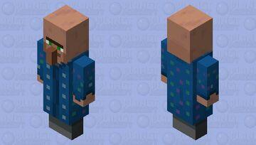 Illusioner except it is a villager Minecraft Mob Skin