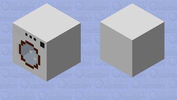 Washing Machine Minecraft Mob Skin