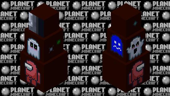 Art time Minecraft Skin