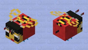 Buzzy Bee Minecraft Mob Skin