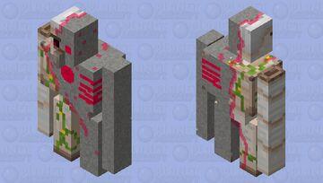 Terminatorlem - bub-_-'s request Minecraft Mob Skin