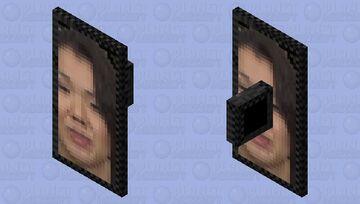 Shield of Toyota Mayuko! [豊田真由子] Minecraft Mob Skin
