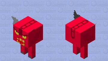 Demon (Pinky) Minecraft Mob Skin