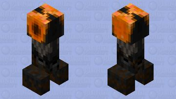Tower of Sauron Minecraft Mob Skin