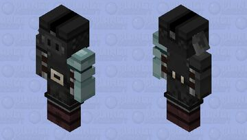 illager nether trooper brute Minecraft Mob Skin