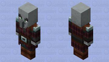 Pillager Edit Minecraft Mob Skin