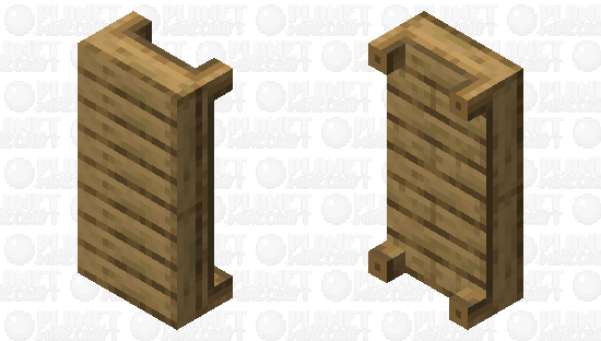 Bench/Table texture Minecraft Skin