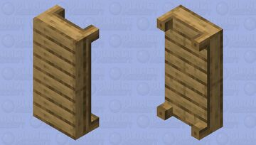 Bench/Table texture Minecraft Mob Skin