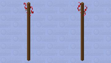 Magic stick Minecraft Mob Skin