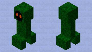 Moss bomb Minecraft Mob Skin