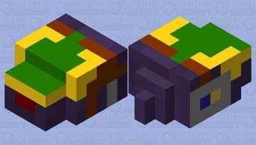 Link Endermite Minecraft Mob Skin