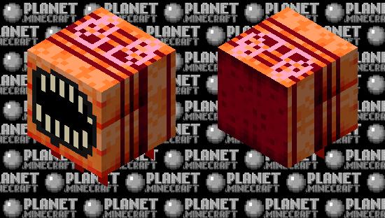 Satanic bee Minecraft Skin