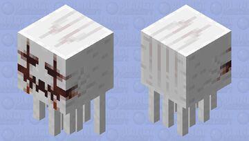 Redesigned Ghast Minecraft Mob Skin