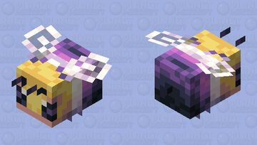 Non-Beenary Minecraft Mob Skin