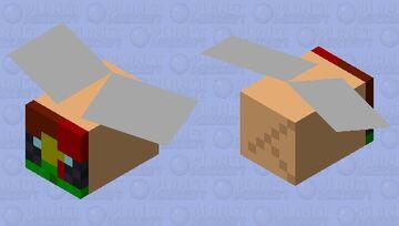 The Flying burrito 2.0 Minecraft Mob Skin