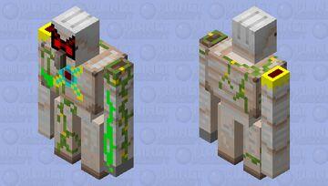 Super Golem Minecraft Mob Skin