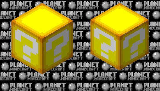 Mario ? Block - Mob Skintober 2020 - Day 17 Minecraft Skin