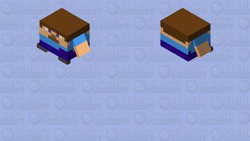 Smol steve Minecraft Mob Skin
