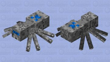 somethin somethin spider Minecraft Mob Skin