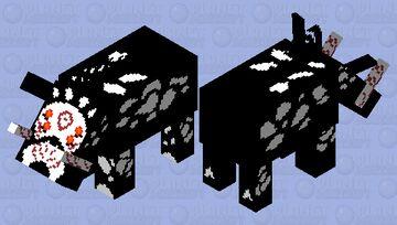 Boarbatusk Grimm (Rwby) Minecraft Mob Skin