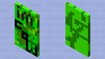Zodiacthefox cap Minecraft Mob Skin