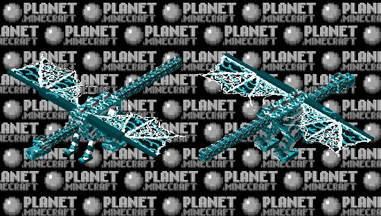 Seafoam Skies Minecraft Skin