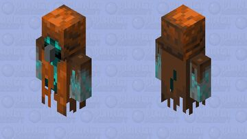 the soul collector Minecraft Mob Skin