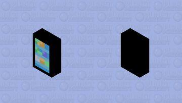 little refrigator Minecraft Mob Skin