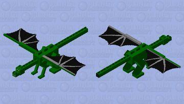Dragon Minecraft Mob Skin
