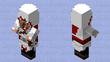Ezio Auditore da Firenze (Villager) Minecraft Mob Skin