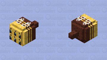 MULTIBEE 4: So stupid it's almost good Minecraft Mob Skin
