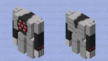 Registeel Minecraft Mob Skin