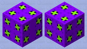 Ender Embodiment Minecraft Mob Skin