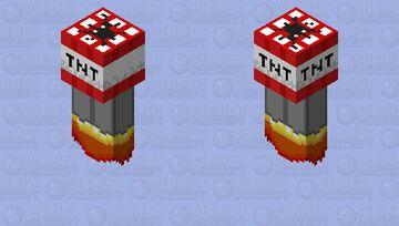 Future tnt Minecraft Mob Skin