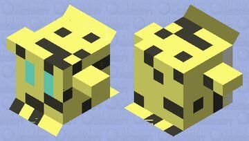 new sponge bob Minecraft Mob Skin