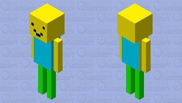 Roblox XDDDD! Minecraft Mob Skin